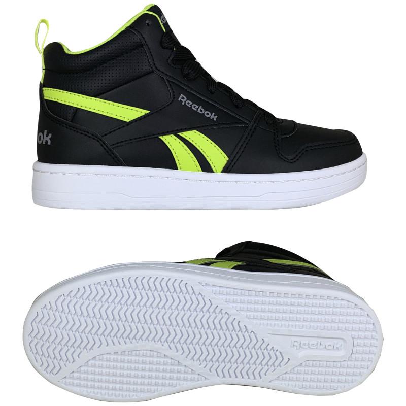 Highηλά αθλητικά παπούτσια ROYAL PRIME MID 2.0, μαύρα  265017