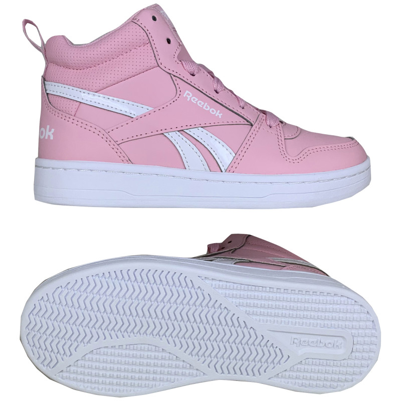 High αθλητικά παπούτσια ROYAL PRIME MID 2.0, ροζ  265051