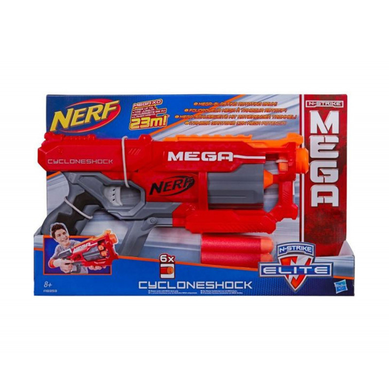 Blaster Mega Cyclone Shock  2654
