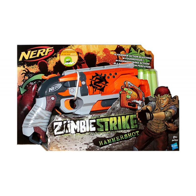 Εκτοξευτήρας Ζόμπι Strike Hammershot  2668