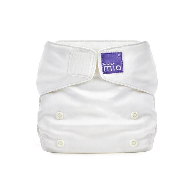 Επαναχρησιμοποιούμενες πάνες - λευκό, Μέγεθος: one size- άνω των 4 κιλών, 1 τεμάχιο  270026