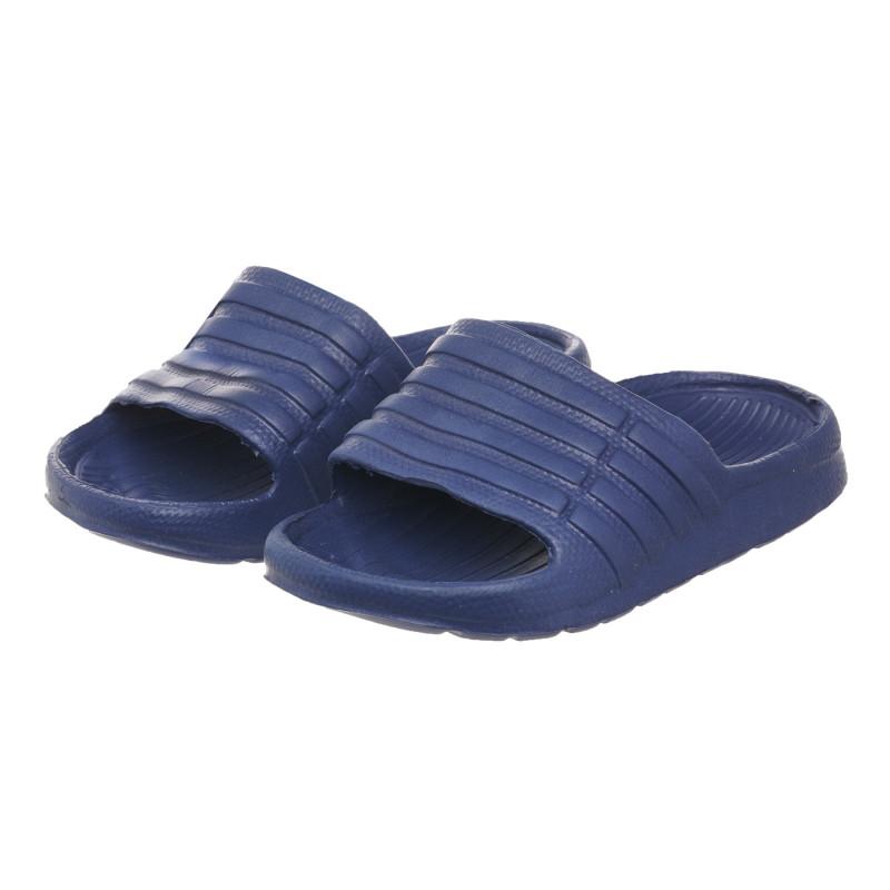 Παντόφλες, μπλε  273194