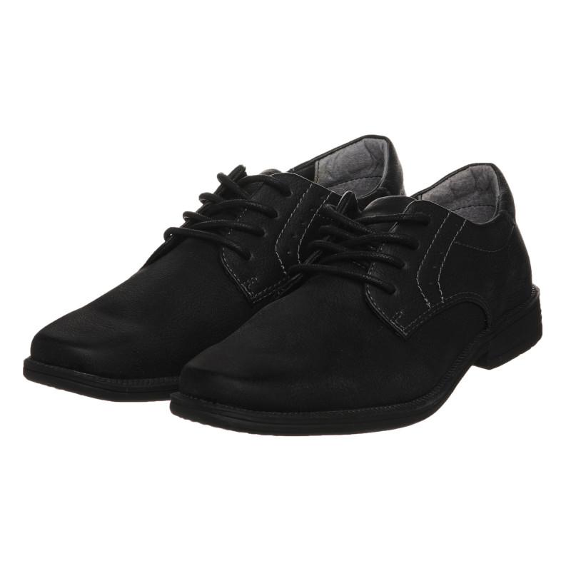 Κομψά παπούτσια, μαύρα  273351