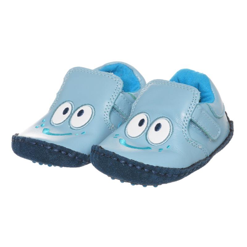 Μπότες τέρας μωρό, γαλάζιο  273795