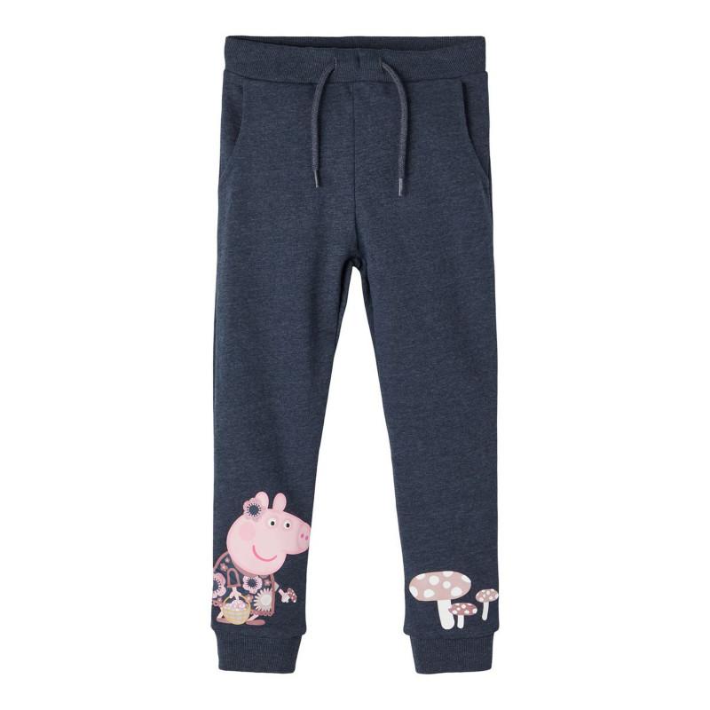Αθλητικό παντελόνι Peppa Pig, μπλε ναυτικό  278586