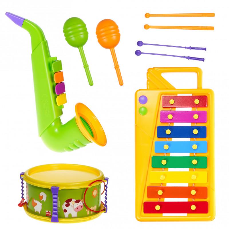 Παιδικά σετ μουσικών οργάνων  279273