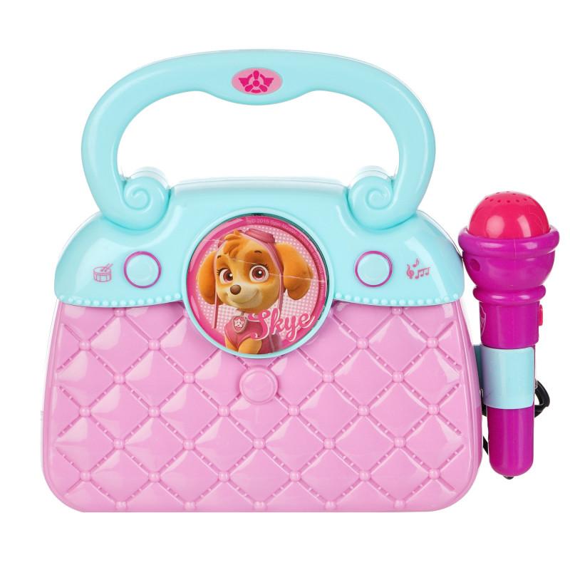 Παιδική τσάντα με μικρόφωνο Paw Patrol  279383
