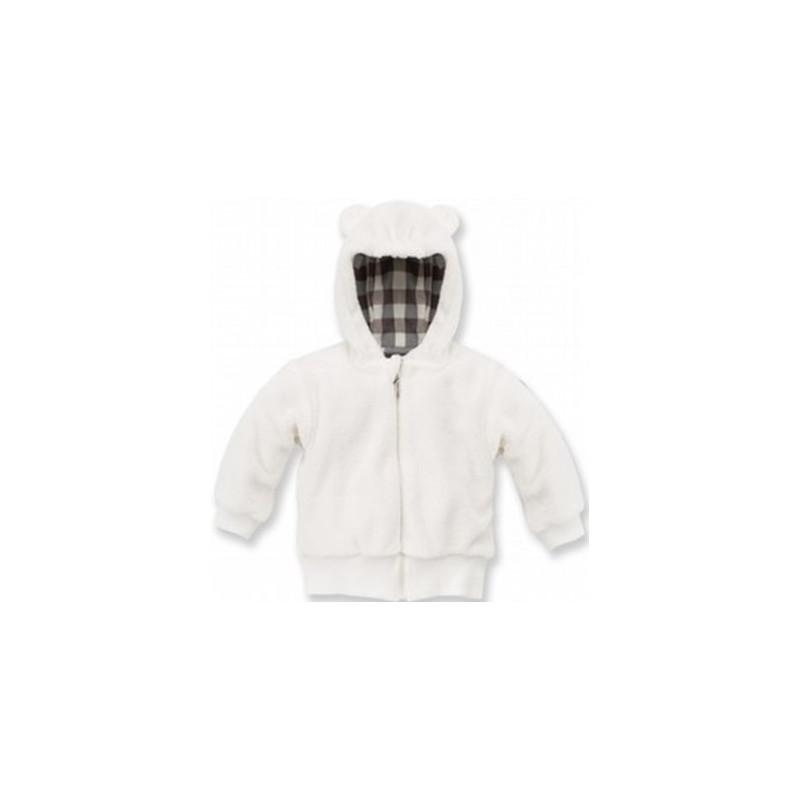Βαμβακερή μπλούζα Unisex με καρό εσωτερικά για μωρά  28239