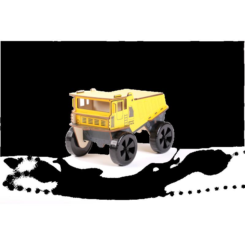 Ξύλινο φορτηγό  2833