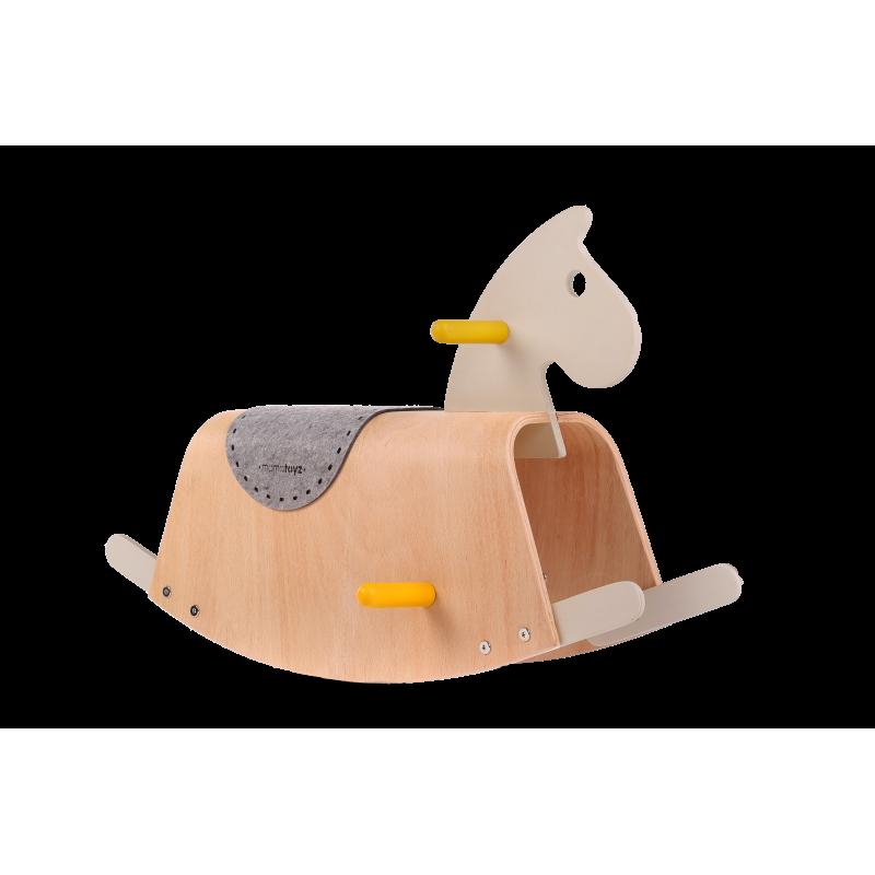 Κουνιστό ξύλινο αλογάκι  2839