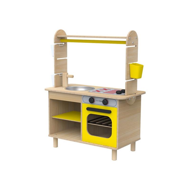 Ξύλινη μίνι κουζίνα  2858