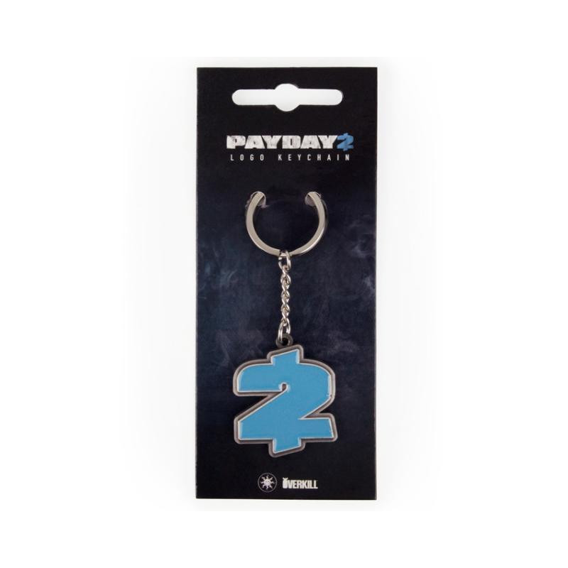 Μπρελόκ με λογότυπο Payday 2 $  2880