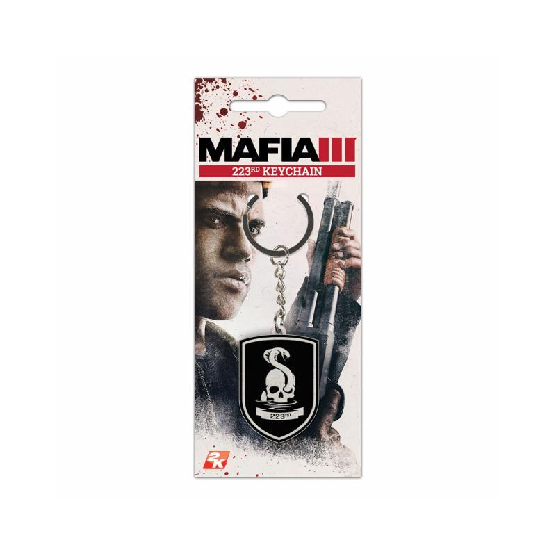 Μπρελόκ Mafia III  2886