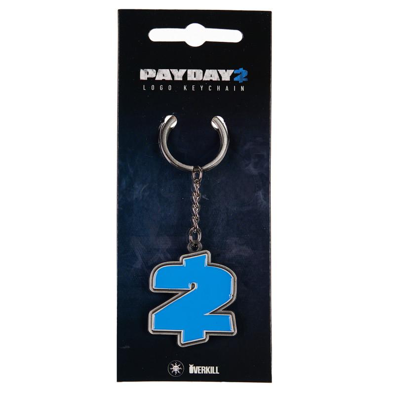 Μπρελόκ με λογότυπο Payday 2 $  289928