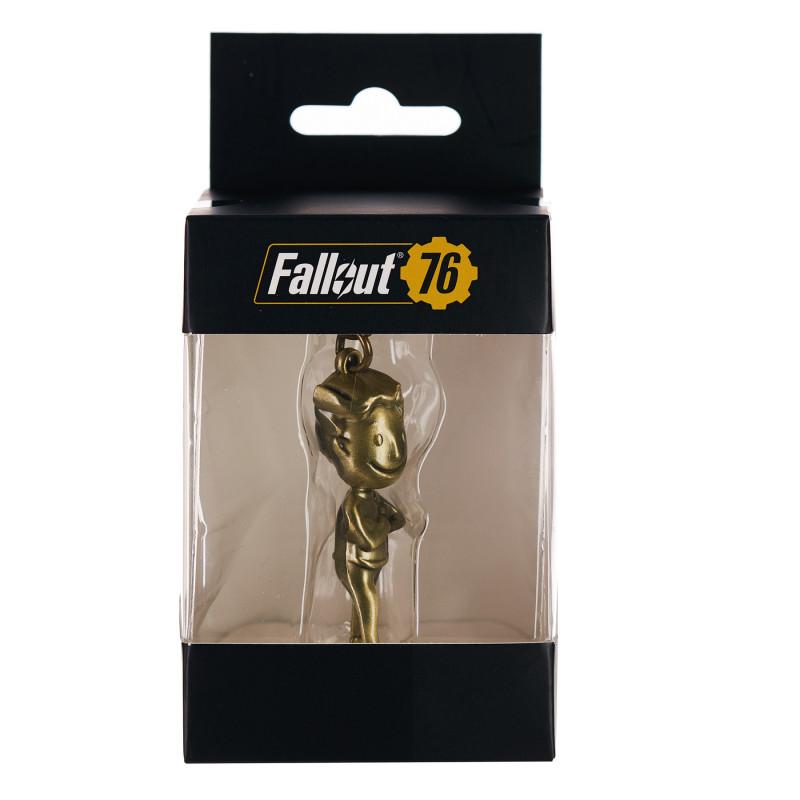 Μπρελόκ: Fallout - Golden Vault Boy  289940