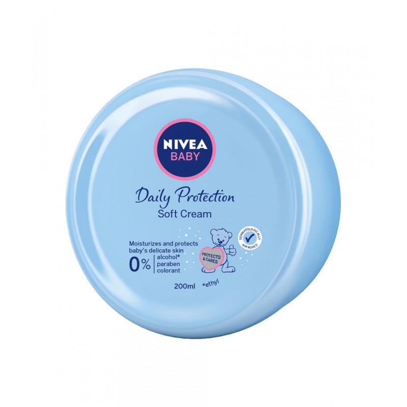 Απαλή κρέμα μωρού, 200 ml.  2917