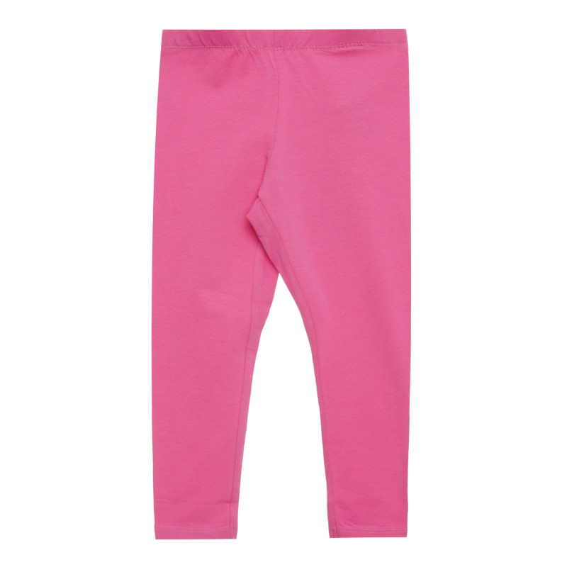 Βαμβακερό κολάν, ροζ χρώμα  296420