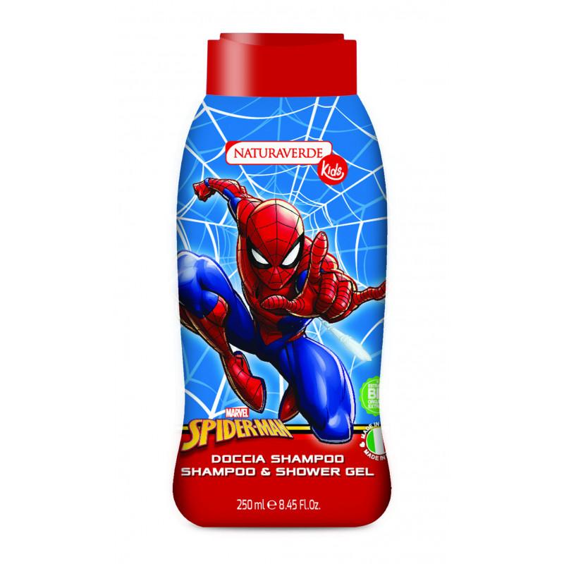 SPIDERMAN baby shower gel με εκχύλισμα φύτρου σίτου  2977