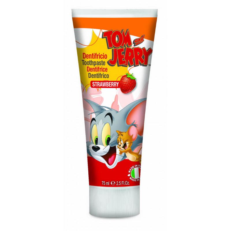 Οδοντόκρεμα σε πλαστικό σωλήνα 75 ml Tom & Jerry  2981