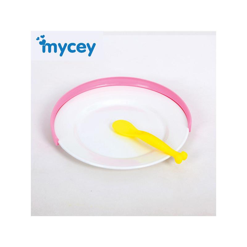 Ροζ προστατευτικό πιάτου  3159