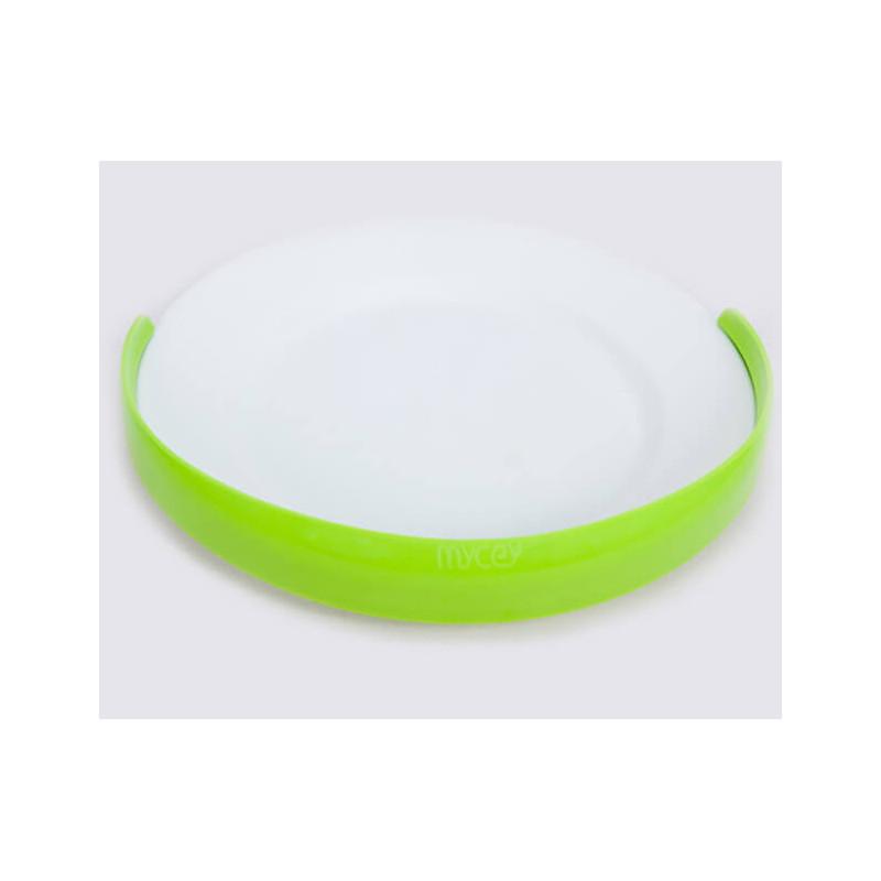 Πράσινη ασφάλεια πιάτου  3162