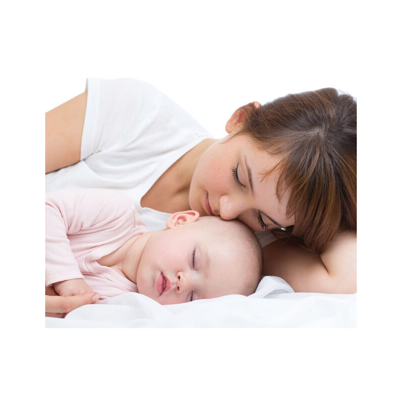 Μωρό μαξιλάρι, 35 x 45 cm με αντιβακτηριακές και αντι-αλλεργικές ίνες σιλικόνης  3263