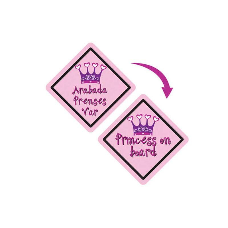 Ροζ ταμπέλα μηνυμάτων μωρών - κορίτσι  3269
