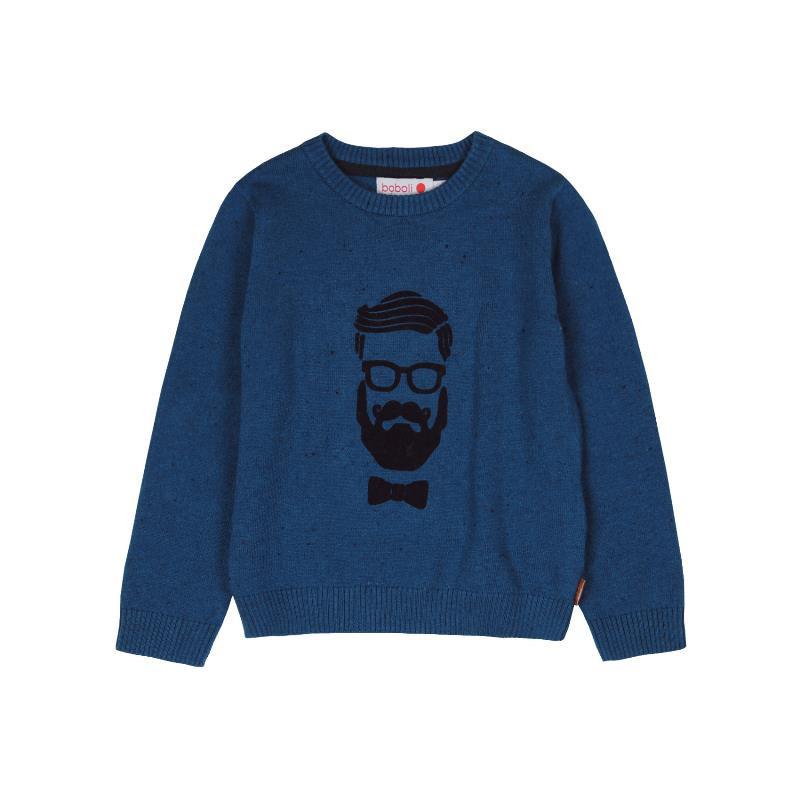 Πλεκτό πουλόβερ, για αγόρι  3698