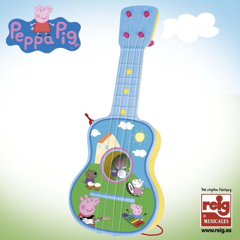 Παιδική κιθάρα Peppa Pig  3732