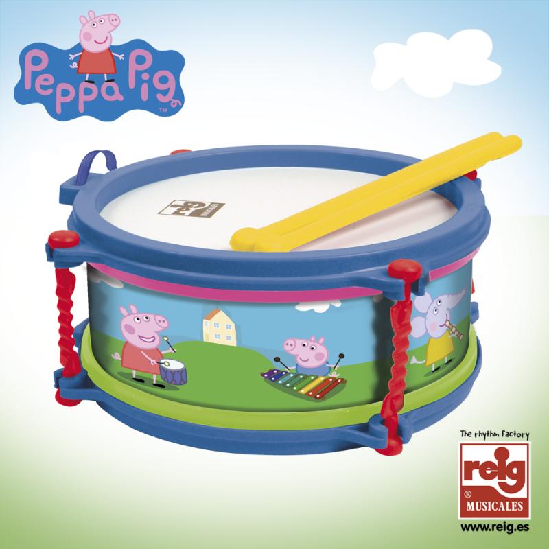 Τύμπανο με ραβδί, Peppa Pig  3733