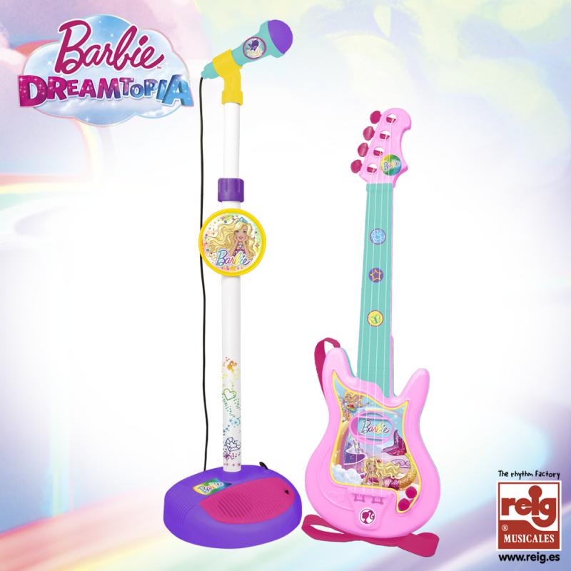 Παιδική κιθάρα και μικρόφωνο  3781