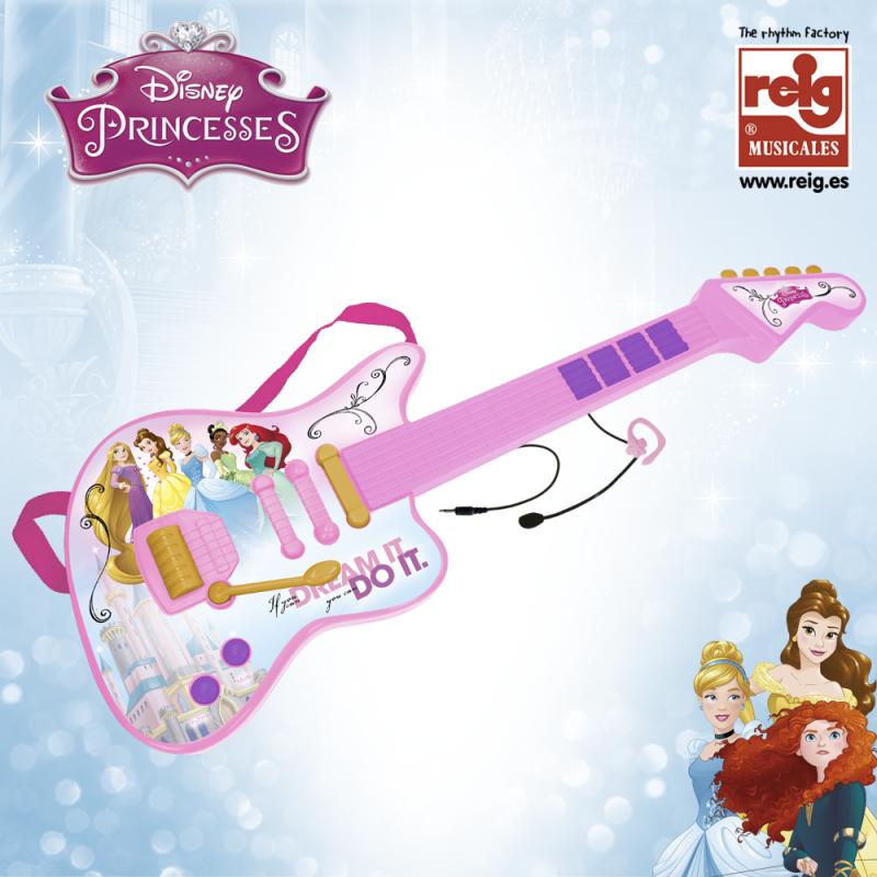 Παιδική ηλεκτρονική κιθάρα με μικρόφωνο  3835