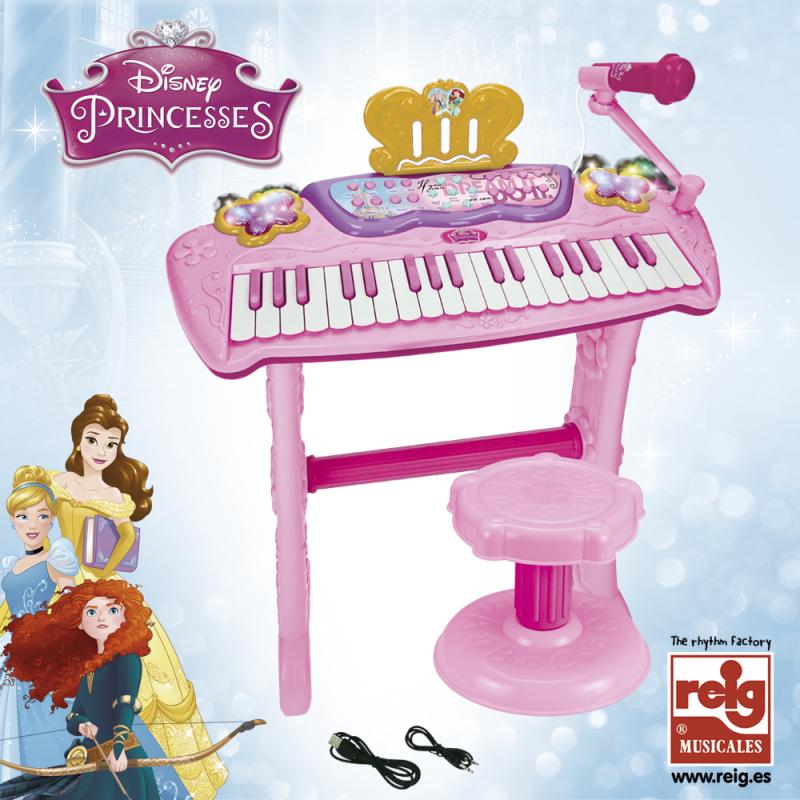 Ηλεκτρονικό πιάνο με μικρόφωνο  3836