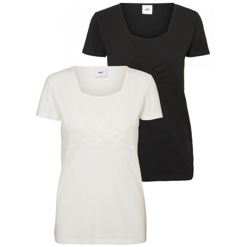 Σετ μπλουζών θηλασμού Mamalicious  3900
