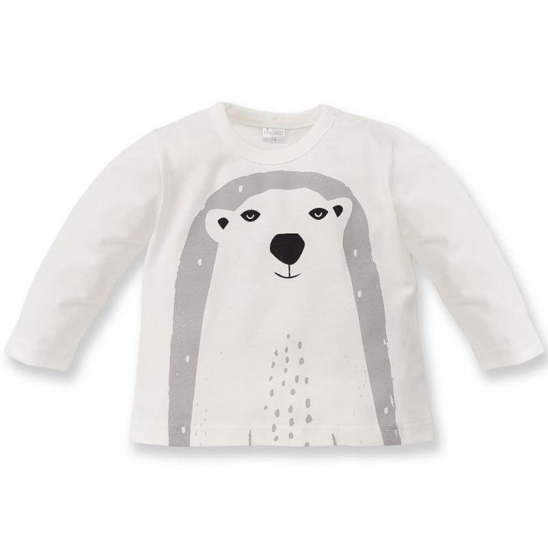 Βρεφική μακρυμάνικη μπλούζα  44494