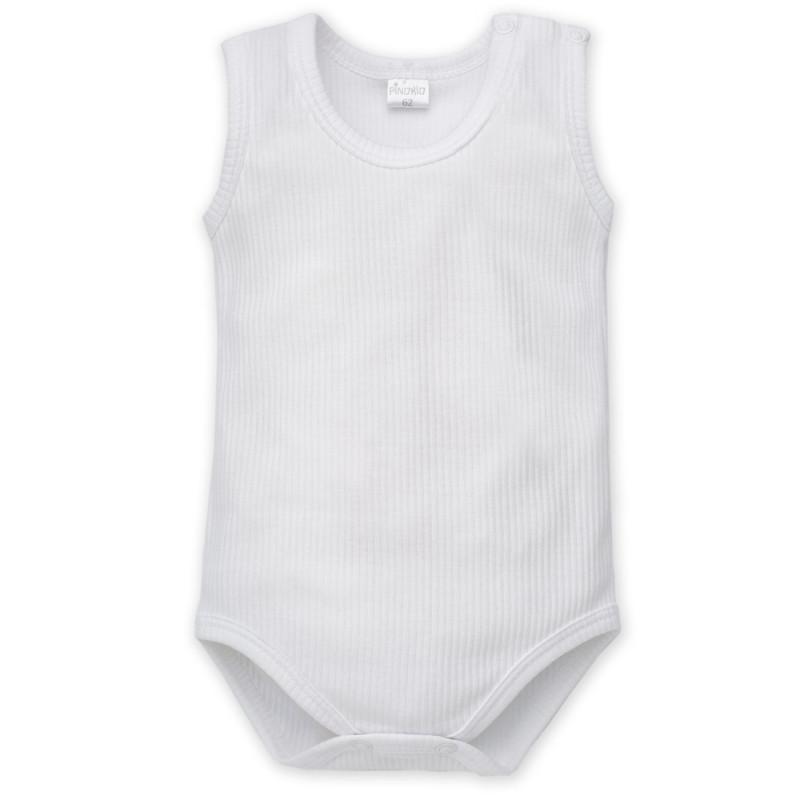 Αμάνικο βαμβακερό κορμάκι για μωρά - unisex  857