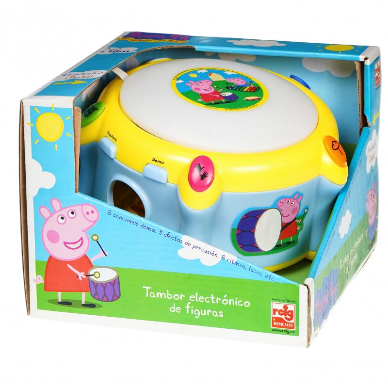 Ηλεκτρονικό τύμπανο, Peppa Pig  96088
