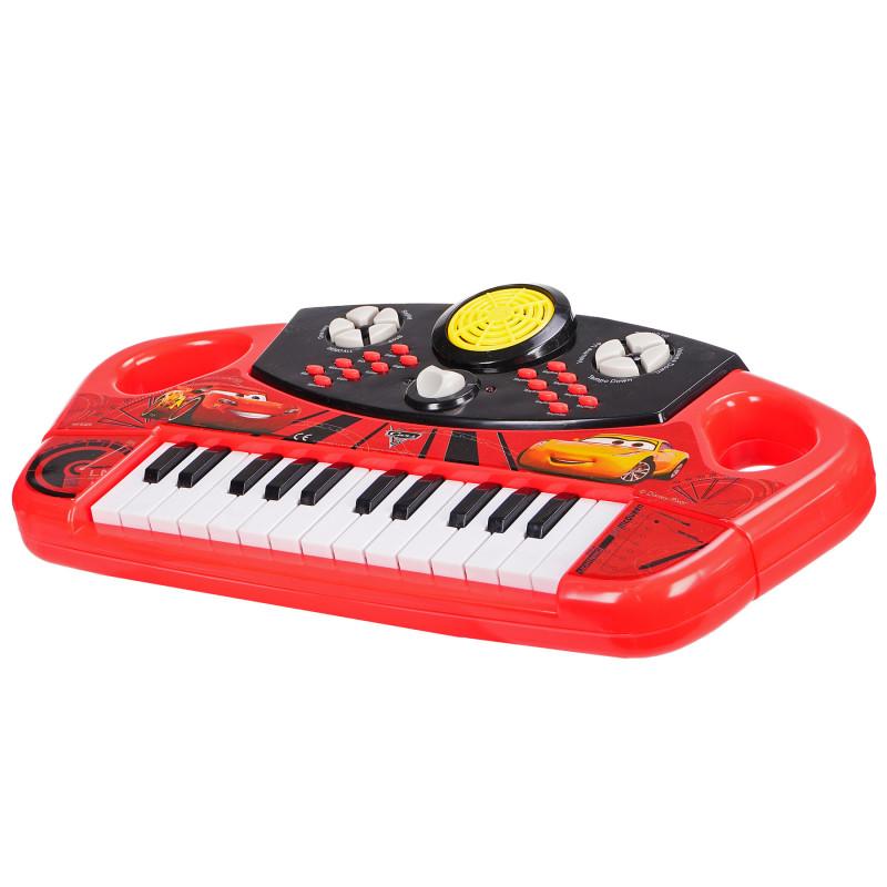 Παιδικό ηλεκτρονικό πιάνο με 25 πλήκτρα, Cars  96103